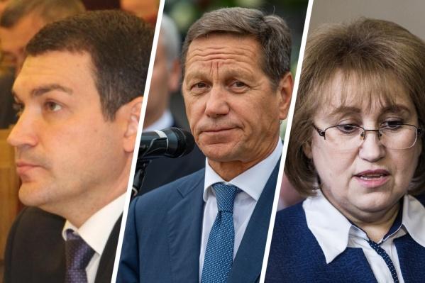 Максим Кудрявцев, Александр Жуков, Вера Ганзя — что они указали в своих декларациях?