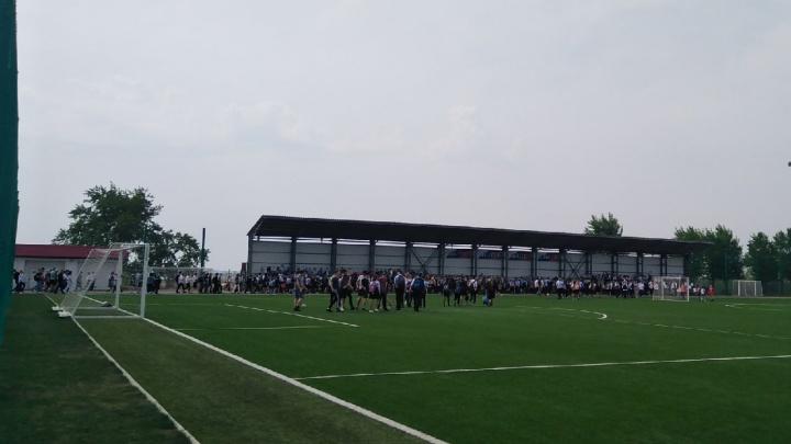 В Ишиме — повторная эвакуация школ из-за сообщений о бомбах