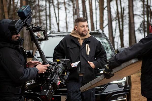 У Василия Вакуленко уже есть актерский опыт