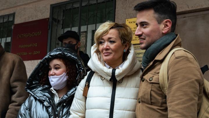«Людьми оставайтесь, пожалуйста». Последнее слово активистки Анастасии Шевченко в ростовском суде