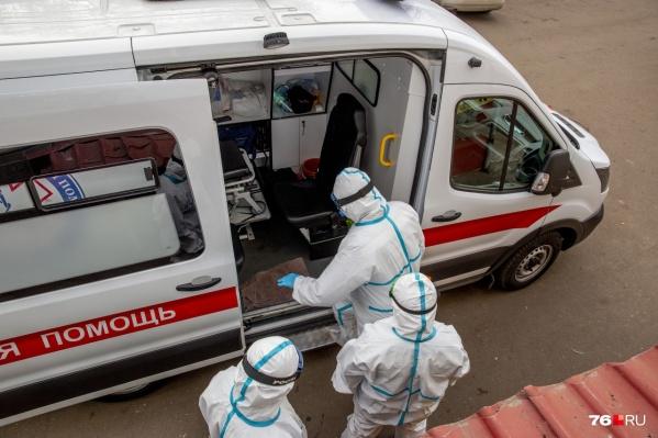 В последние дни прирост заболевших коронавирусом зафиксирован по всей России