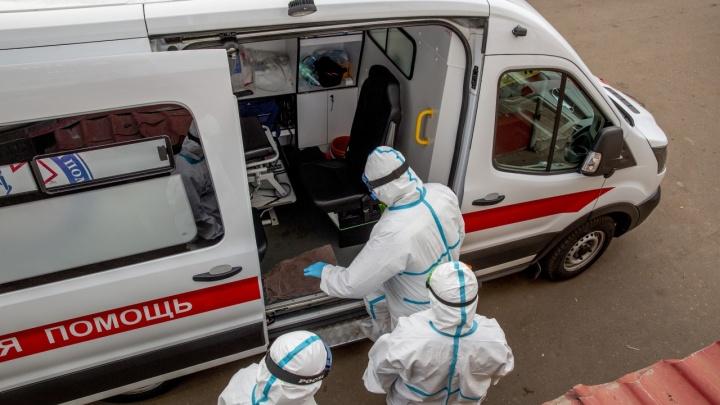 В Ярославской области зафиксировали резкий скачок заболевших коронавирусом