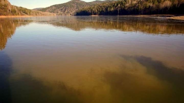 WWF показал из космоса более 800 километров грязных рек в Красноярском крае