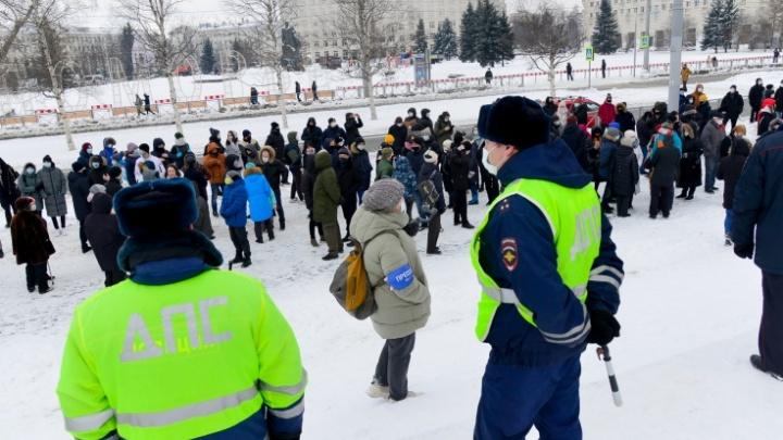 Оперштаб ответил, как несогласованные акции в Архангельске повлияли на заболеваемость COVID-19