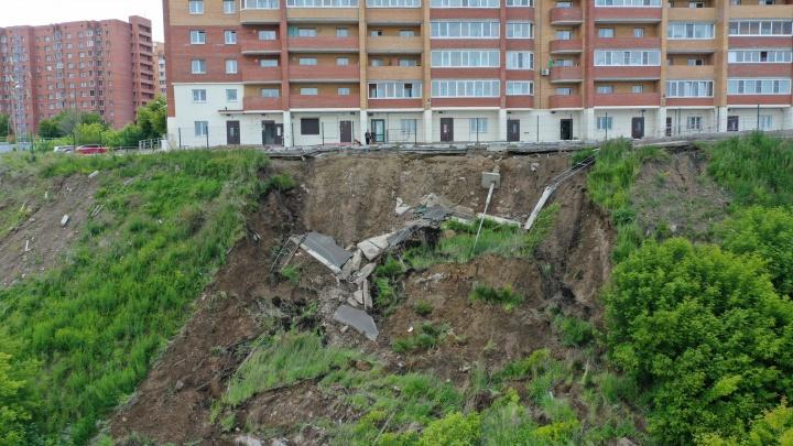 Бывший чиновник Стройнадзора ответит за сход грунта в Студгородке