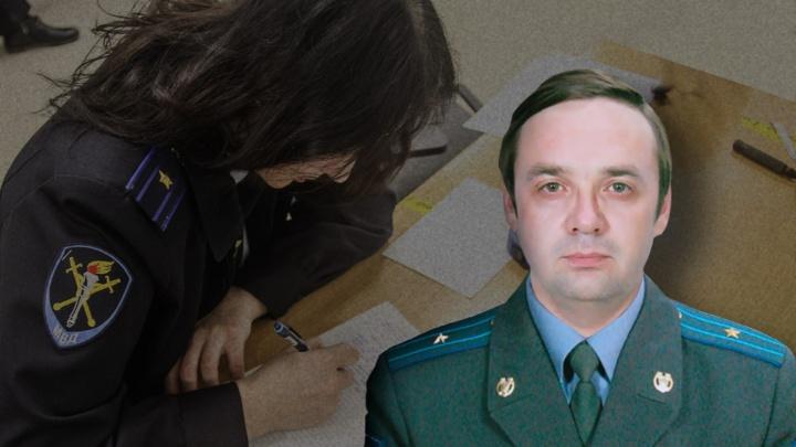 «Решили сломать ее». На уволенного в Екатеринбурге лучшего следователя по бандам завели дело