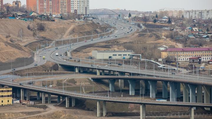 Фирма Егорова и Юсубова начинает строить новую развязку в Николаевке за 239 млн: карта перекрытий