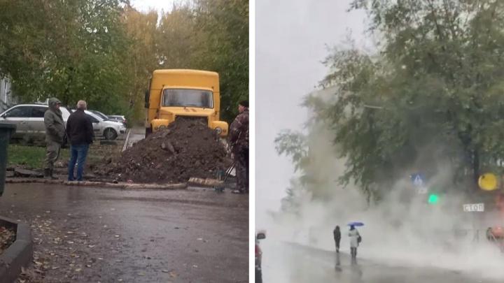 «Обогреватель работает 24 часа в сутки»: в Новосибирске десятки домов остаются без отопления