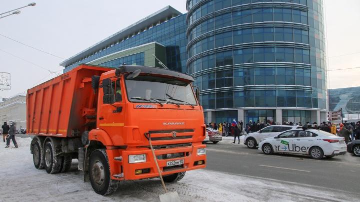 Власти Башкирии решили сделать из долгостроя на Заки Валиди подобие Apple и немецкого Soho House