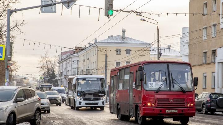 Ярославцам показали новый вариант будущей транспортной схемы: интерактивная карта