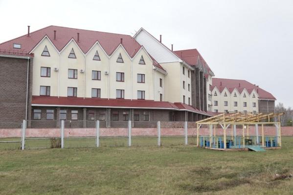 Так выглядят здания под будущий центр для детей в Щучанском районе