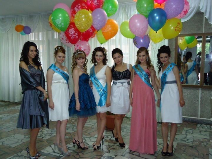 На фото Наталья 4-я слева