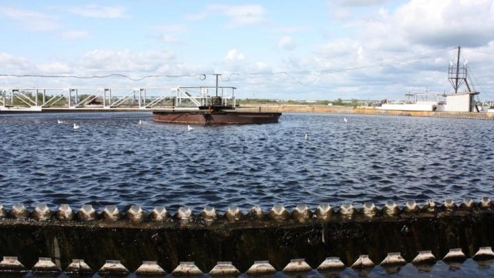 Москвичи создадут проект реконструкции очистных сооружений Кургана