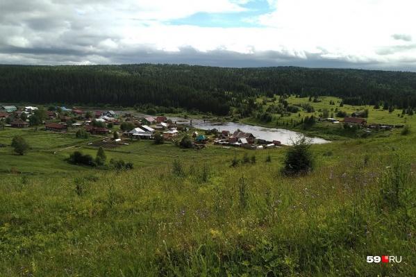 Тройное убийство произошло в поселке Бисер на берегу Койвы