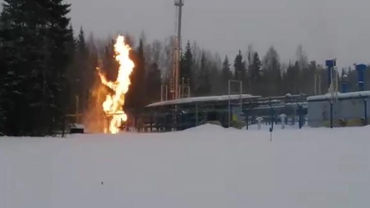 Из-за прорыва газопровода в Качканаре без газа остались жители 10тысяч квартир