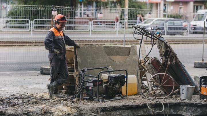 На последнем этапе опрессовки горячую воду отключат только в одном районе Челябинска
