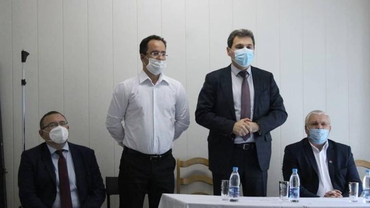 Главным врачом Приволжской ЦРБ назначили хирурга из красной зоны