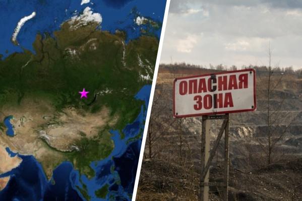 Жители Новосибирска почувствовали толчки около 04:30 утра