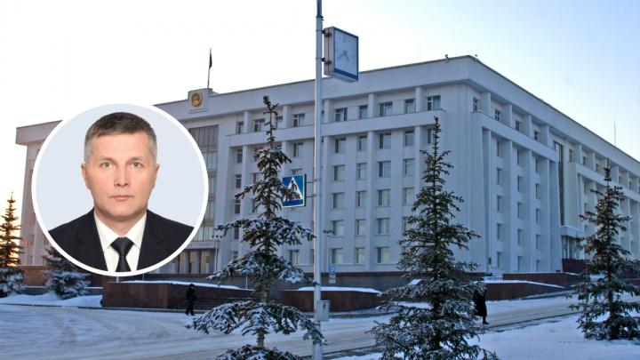 Замминистра спорта Башкирии позвали работать в Минстрой