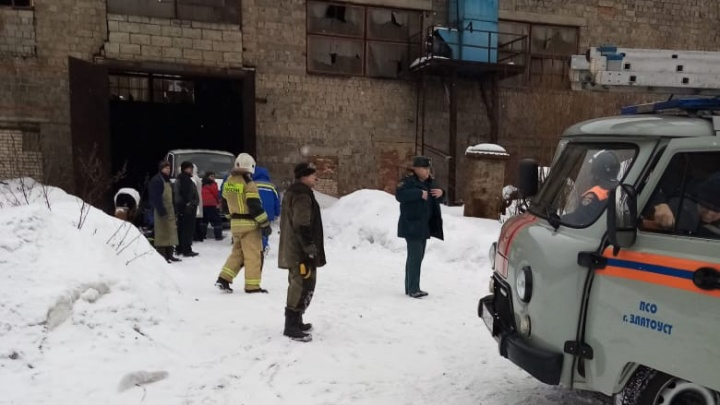 В Челябинской области при взрыве газа в цехе погиб отец шестерых детей