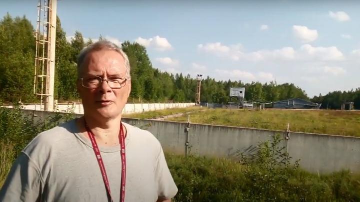 Что лежит на Мироновой горе: московский физик исследовал территорию вокруг могильника у Северодвинска