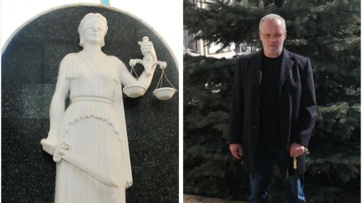 Свердловский авторитет из 90-х выступил в суде с последним словом