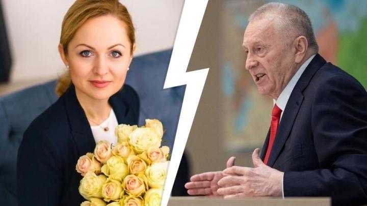 «Маразматические выступления»: конфликт Чирковой и Жириновского — что нового