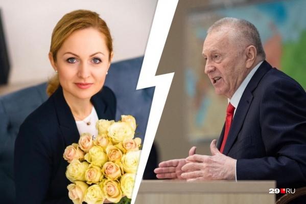 Ирина Чиркова раньше была членом ЛДПР