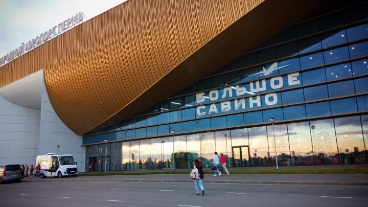 В прокуратуре назвали причину подачи сигнала тревоги рейсом Москва — Пермь