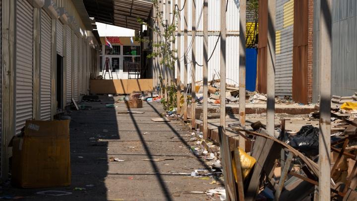 Суд в Аксае закрыл заблокированные рынки «Овощной» и «Алмаз». Теперь бессрочно