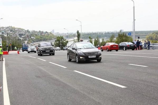 По заверению чиновников, теперь транспортная система Уфы существенно разгрузится