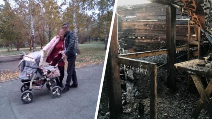 Власти дали 2-комнатную квартиру новосибирской семье, у которой в пожаре погибли двое детей