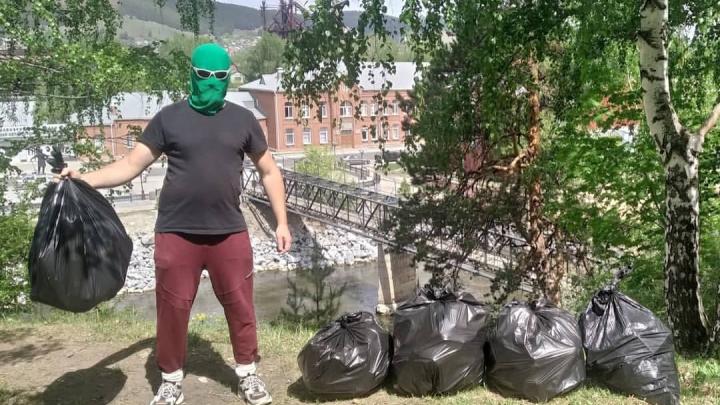 В Башкирию приехал Чистомэн и раскритиковал жителей: «Природа обезображена присутствием человека»