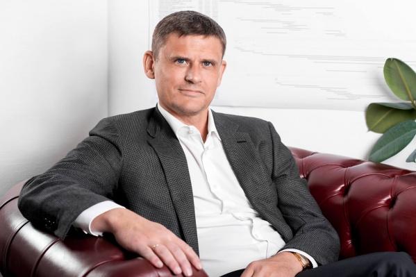 Юрий Владимирович Моисеенко, застройщик, генеральный директор группы компаний PROSPECT GROUP