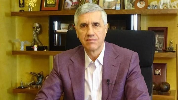 Быков принял решение баллотироваться в Госдуму