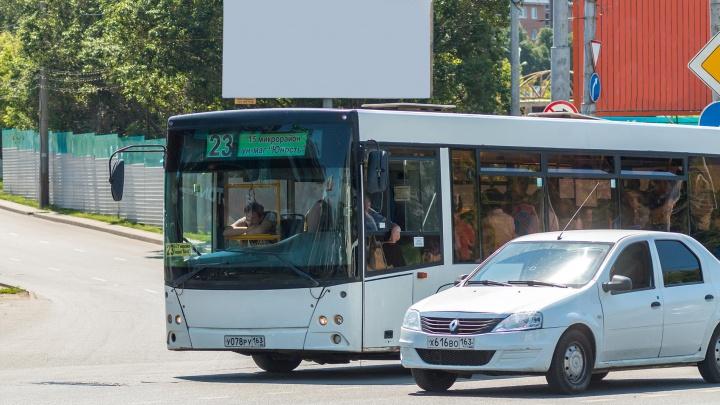 В дептрансе рассказали, как изменят автобусные маршруты в Самаре