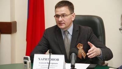 Заместитель председателя правительства Кузбасса Харитонов покинул свой пост