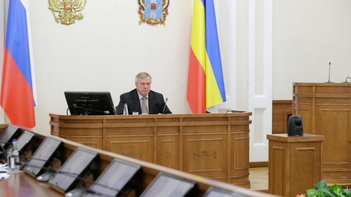 Голубев снял часть коронавирусных ограничений в Ростовской области