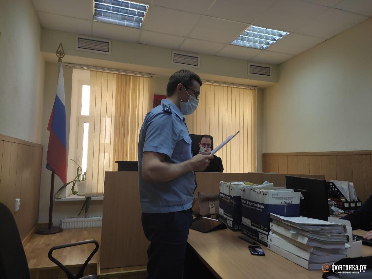 Прокурор Дмитрий Коротенков