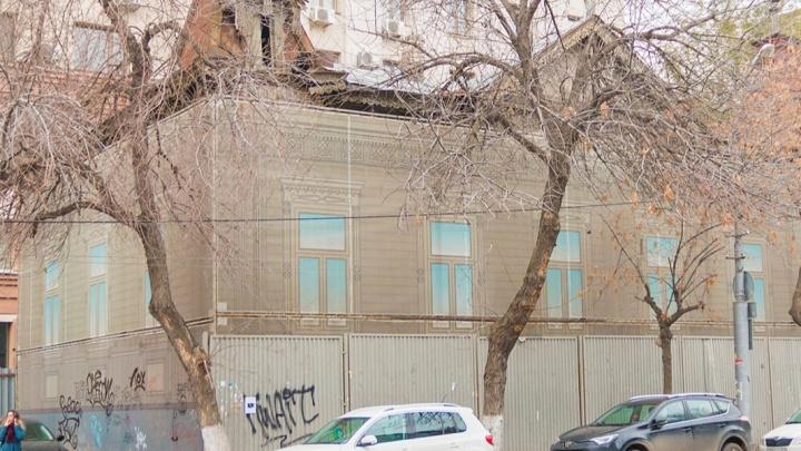 Союз коллекционеров хотят выселить из дома Маштакова