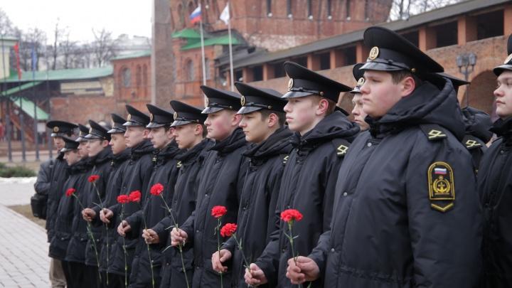 В Нижнем Новгороде отметили День моряка-подводника: как прошел праздник, и откуда он взялся