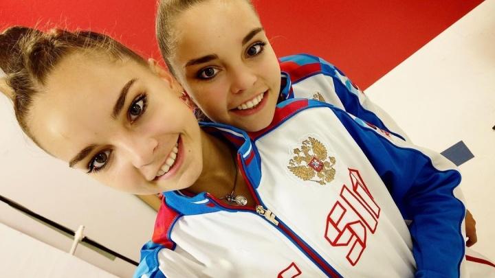 Дина Аверина заработала серебро на Олимпиаде, а Арина Аверина решила уйти из спорта. Онлайн NN.RU