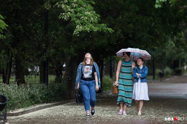 23 августа объявили штормовое предупреждение