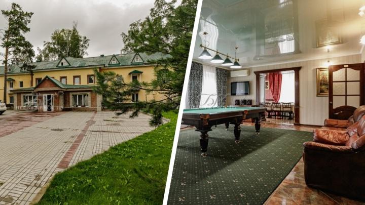 На Богдашке выставили на продажу элитную усадьбу за 71 миллион — там отдыхали Лепс и Дима Билан