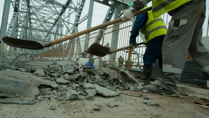 В горадмине ответили, откроют ли Северодвинский мост после ремонта в срок — с 28 на 29 июня