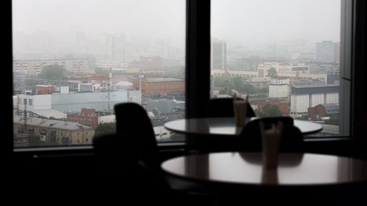В Минэкологии рассказали, на сколько задержится дымка от лесных пожаров над Челябинском