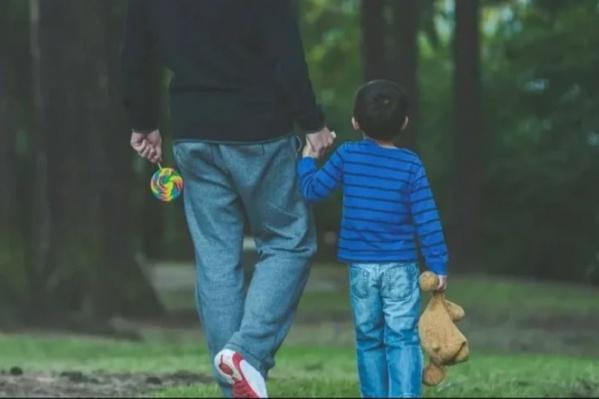 У детей могут возникать проблемы с определением «чужого» и «своего»