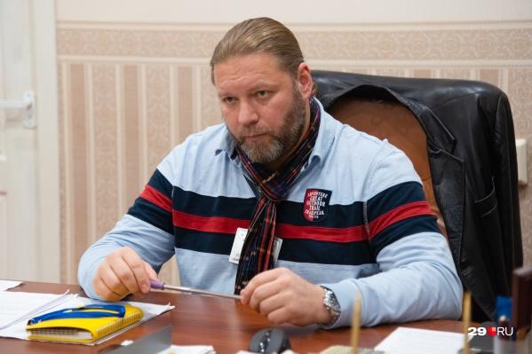 Когда начала появляться информация о возбуждении уголовного дела, Андрей Терентьев был не в курсе этого
