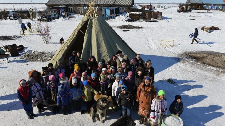 На севере Красноярского края создают две этнодеревни. Что это значит?