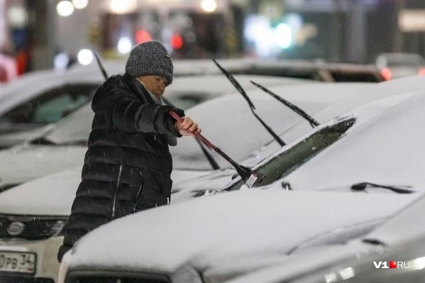 Волгоградцам придется смириться с капризами январской погоды